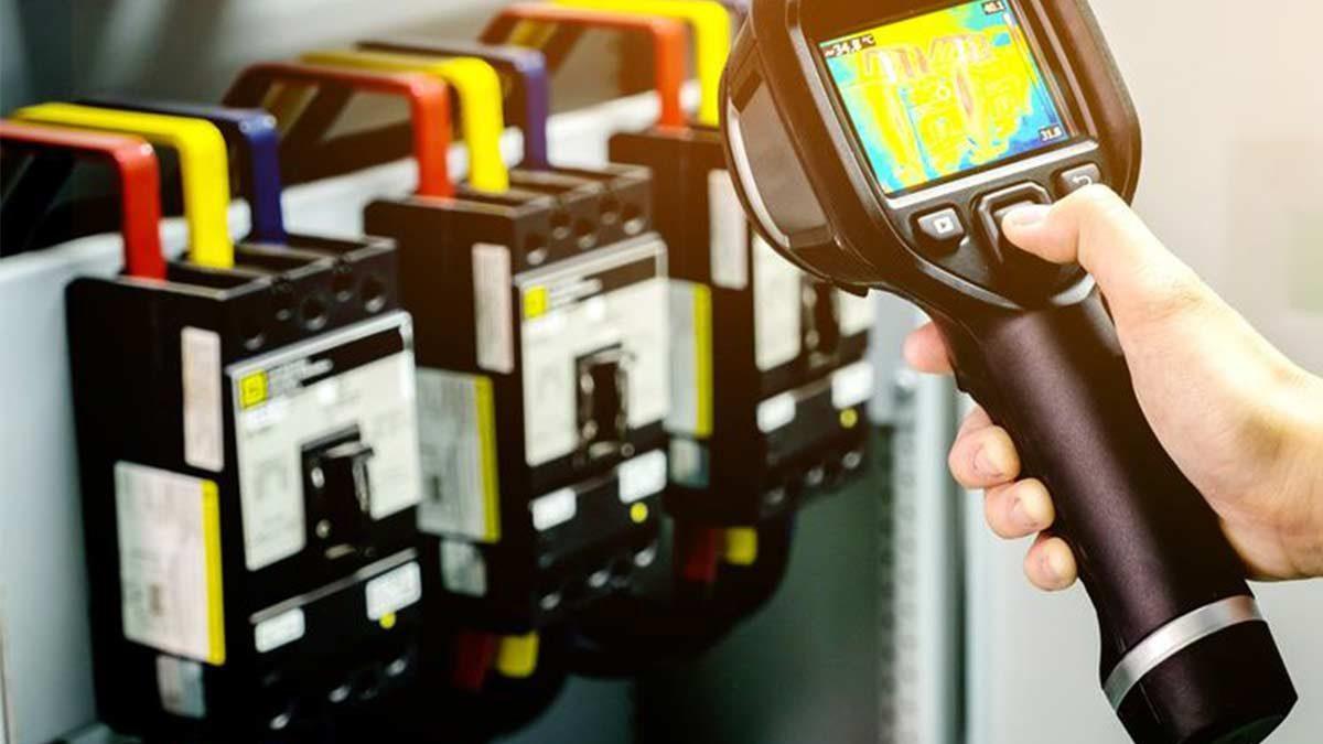 La termografia nel settore elettrico per la prevenzione di guasti e incendi