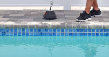 Ricerca perdite piscina