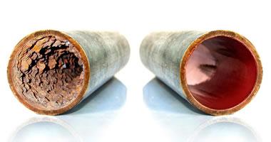 Risanamento tubi di scarico senza rompere
