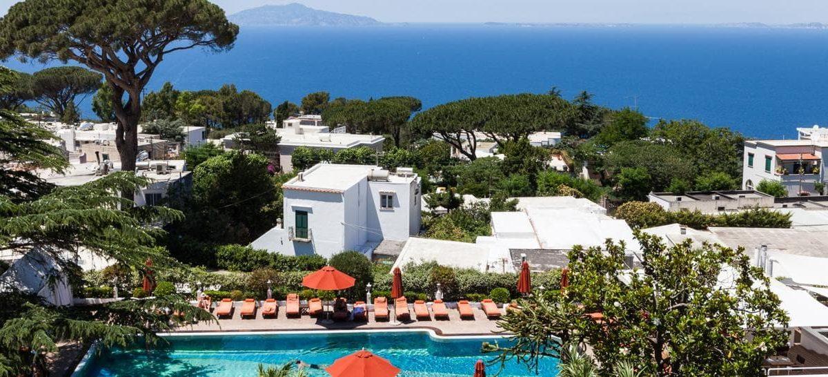 Struttura turistica – Capri