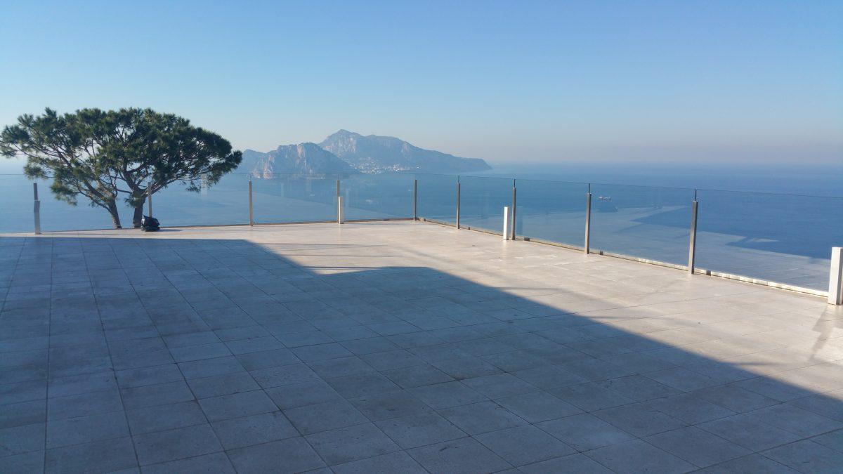 Infiltrazioni acqua terrazzi e lastrici solari