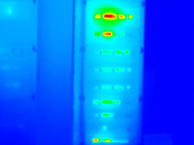 Controllo termografico impianti elettrici prevenzione incendi
