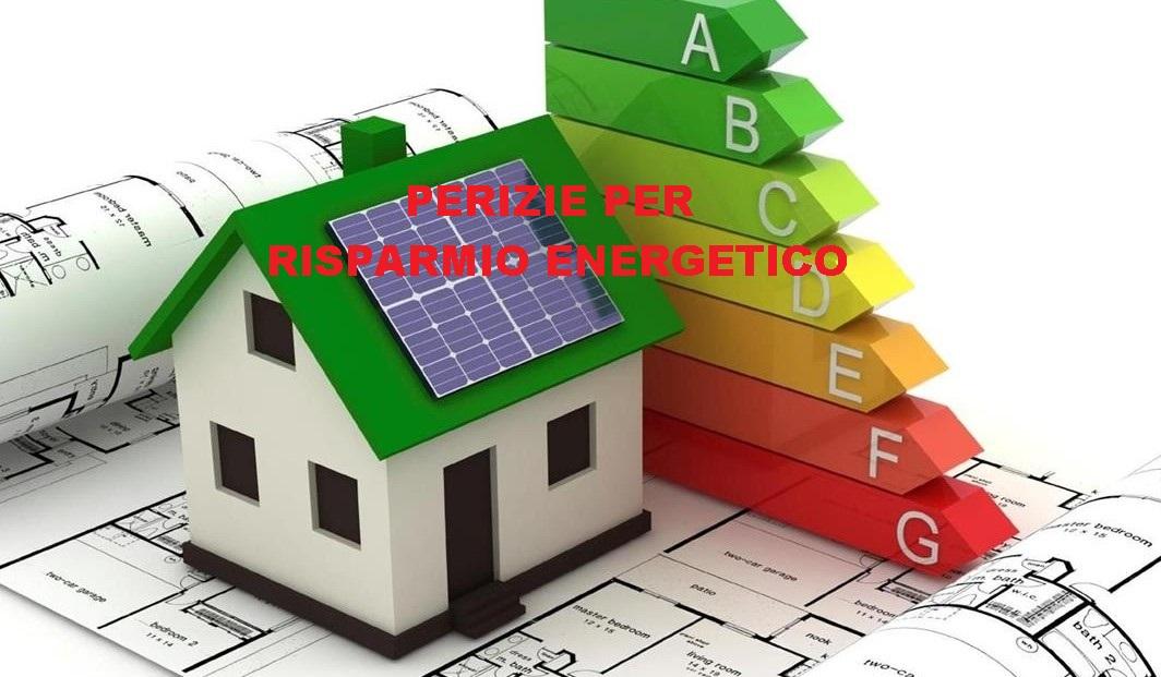 Perizie per risparmio energetico negli edifici