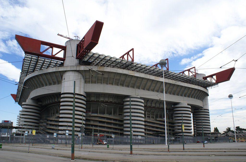 Impianto antincendio Stadio San Siro Milano