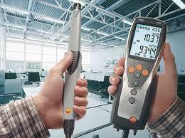 Misurazione e valutazione della qualità dell'aria interna