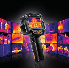 Perizie termografiche certificate UNI EN ISO 9712