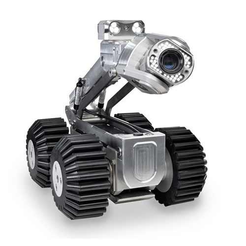 Videoispezione con robot