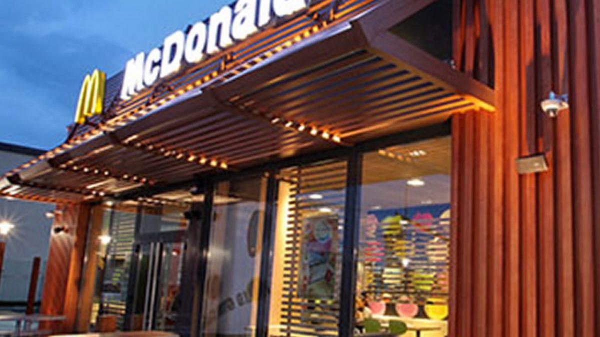 Fast Food McDonald's – Milano