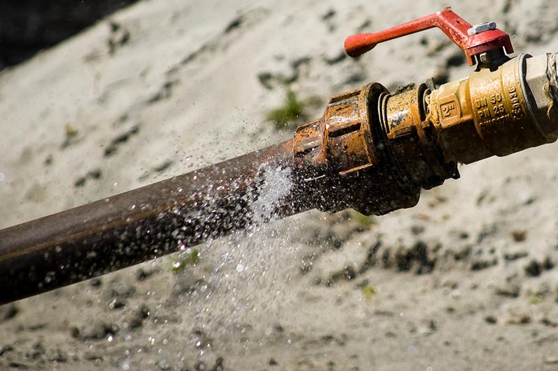 Ricerca perdita idrica