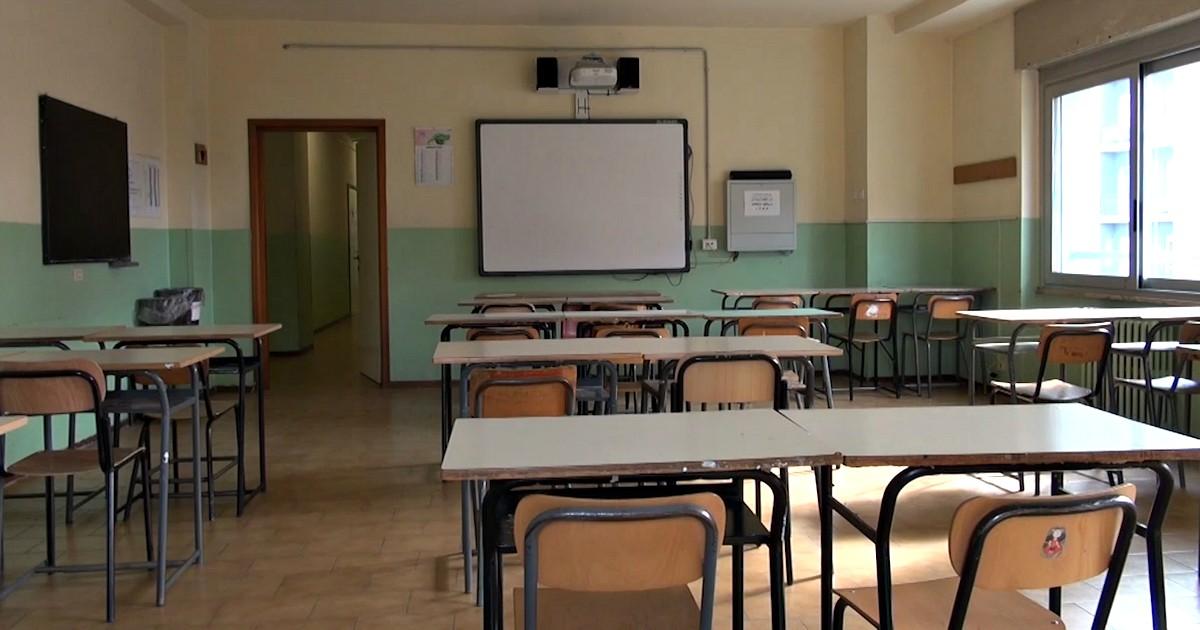 La qualità dell'aria negli edifici scolastici