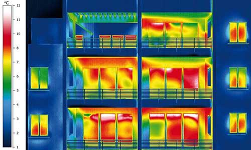 Verifica permeabilità all'aria di edifici e serramenti