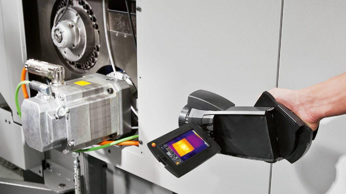 La termografia nel settore industriale